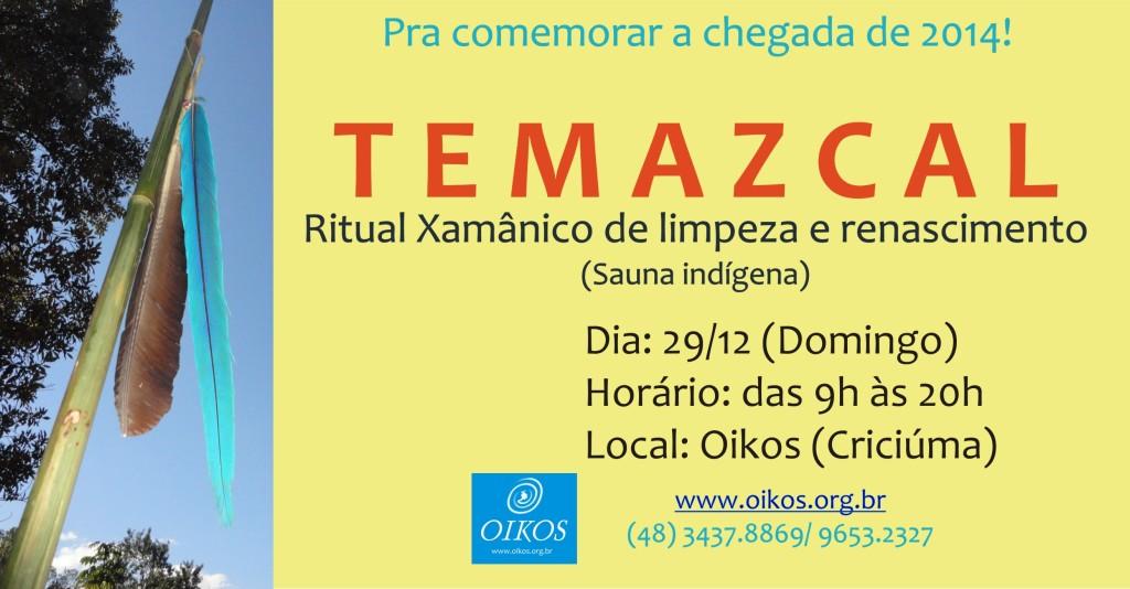 Temazcal ReveillOikos